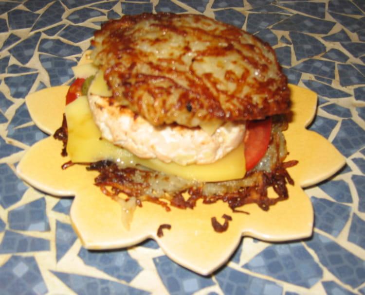 Recette de hamburger maison sans pain la recette facile - Recette hamburger maison original ...