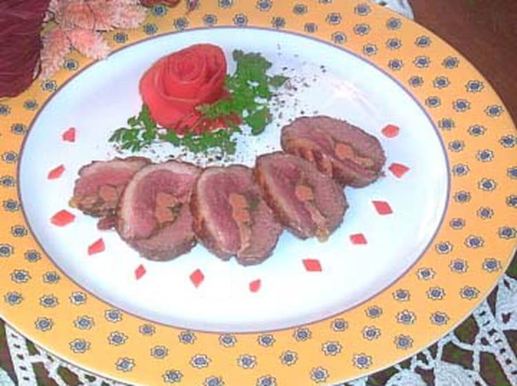 Recette de magret au foie gras et morilles la recette facile - Cuisiner morilles sechees ...