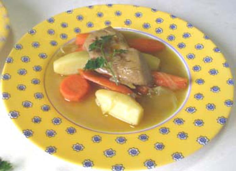 recette de pot au feu de foie gras la recette facile
