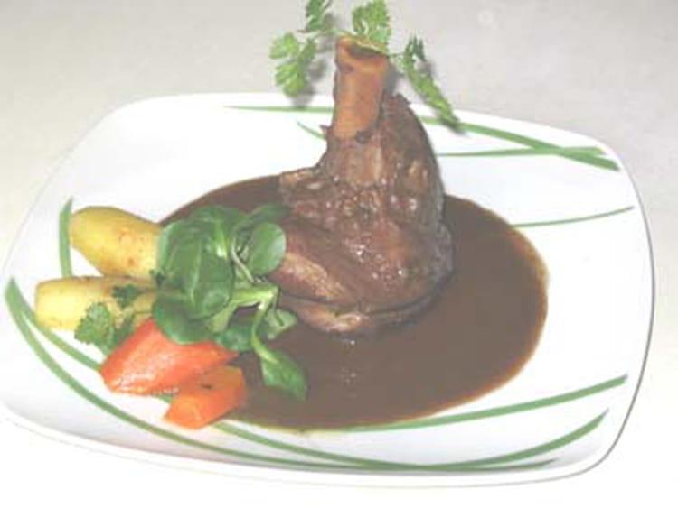 Recette de souris d 39 agneau la recette facile - Comment cuisiner la souris d agneau ...