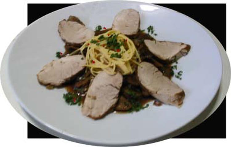 Recette de filet mignon de porc brais la recette facile - Cuisiner filet mignon de porc ...