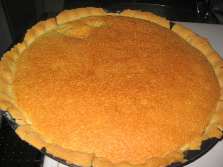 recette de tarte amandine la compote de pommes et rhum la recette facile. Black Bedroom Furniture Sets. Home Design Ideas