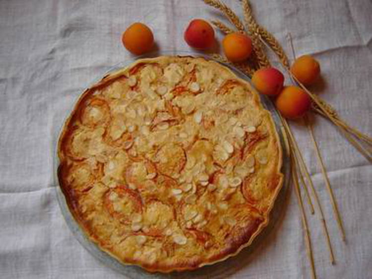 recette tarte aux abricots pour 6 personnes. Black Bedroom Furniture Sets. Home Design Ideas