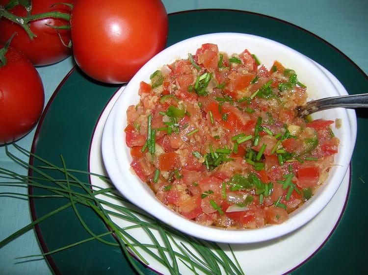 Recette de rougail tomates la recette facile - Recette de cuisine antillaise guadeloupe ...