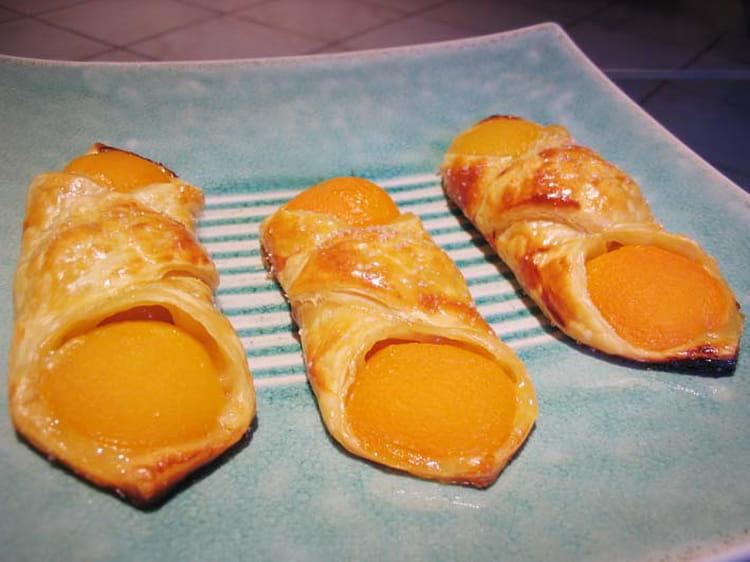 recette de petits feuillet 233 s aux abricots la recette facile