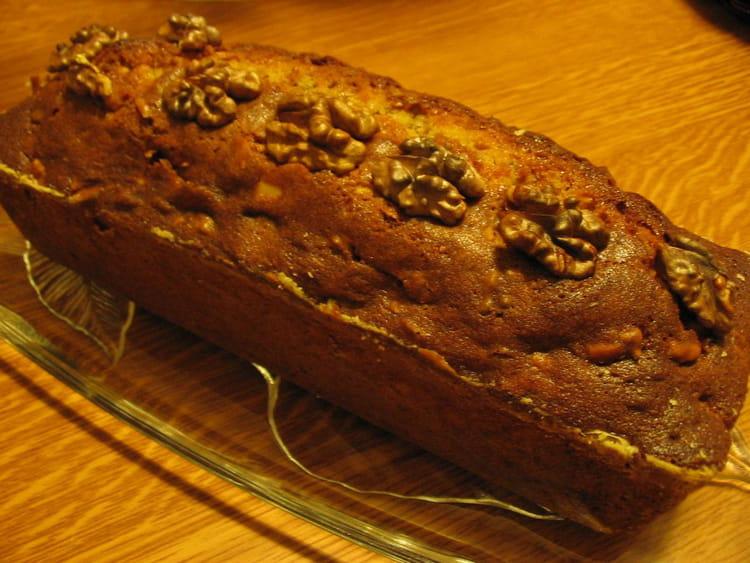 Cuisson Cake Aux Noix