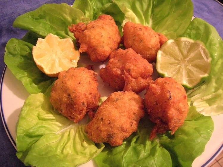Recette acras de morue la recette facile - Recette de cuisine antillaise facile ...