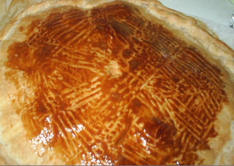 Recette de galette des rois la frangipane et au rhum for Rhum pour cuisiner
