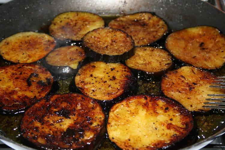 Recette aubergines grill es la recette facile - Recette aubergine grillee ...