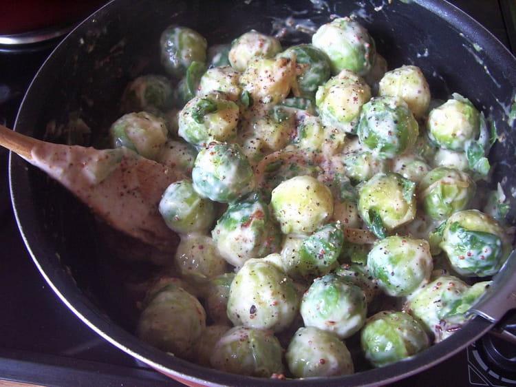 Comment cuisiner choux de bruxelles - Comment cuisiner des choux de bruxelles en boite ...