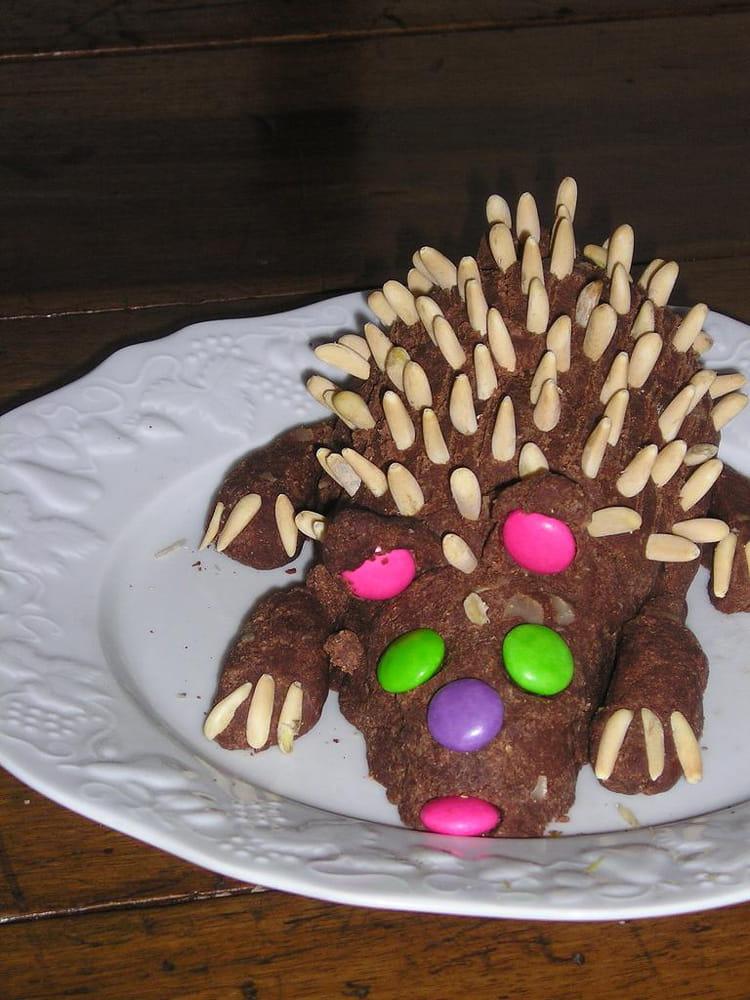 Recette de g teau au chocolat sans cuisson avec boudoirs - Gateau chocolat sans cuisson ...