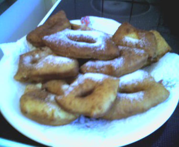 Recette de beignets de carnaval extra moelleux la - Recette de beignet moelleux et gonfle ...