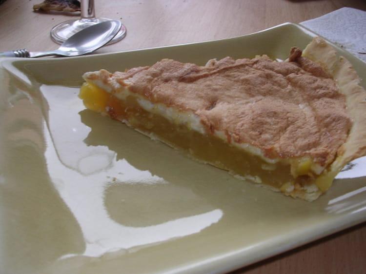 Tarte au citron et meringue la recette facile - Tarte au citron herve cuisine ...