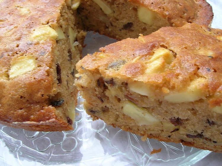 Recette de moelleux pommes cannelle la recette facile - Tf1 cuisine laurent mariotte moelleux aux pommes ...