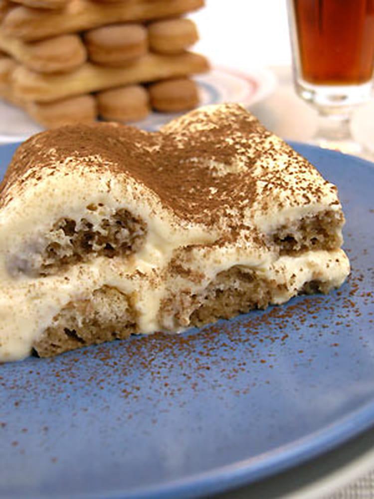 Recette de tiramisu au chocolat sans alcool la recette facile - Recette tiramisu au chocolat ...