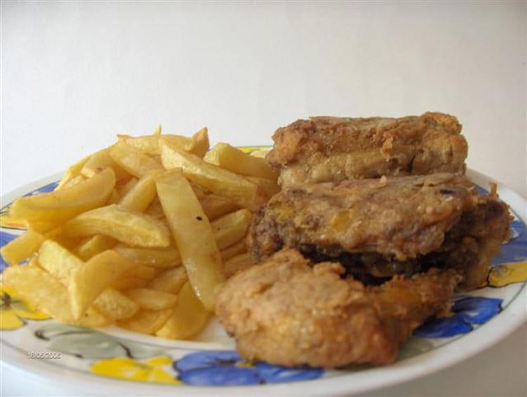 recette de poulet frit l 39 am ricaine la recette facile. Black Bedroom Furniture Sets. Home Design Ideas