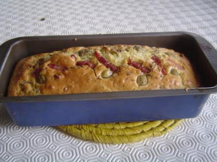 Cake Recette Facile Sale : Recette de Cake sale : la recette facile