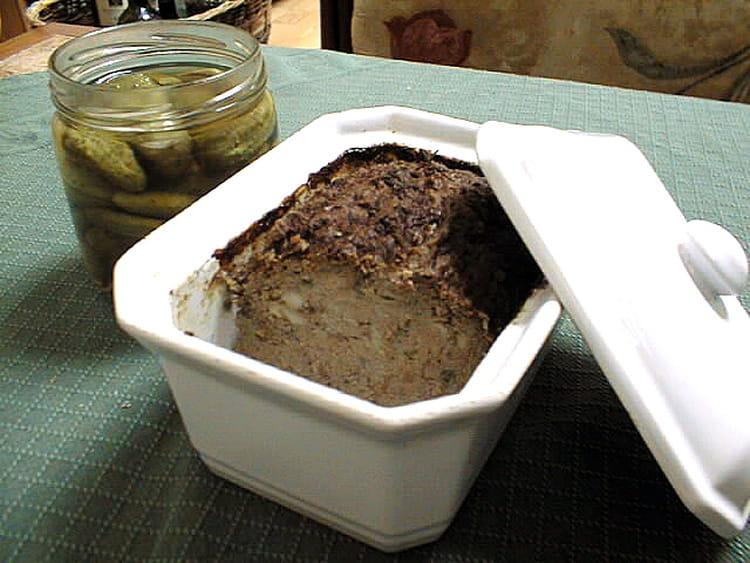 recette de terrine de foies de volaille la recette facile