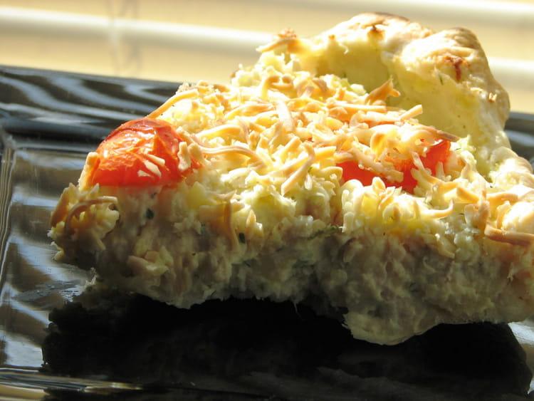 recette de tarte la mousse de poisson et pommes de terre la recette facile. Black Bedroom Furniture Sets. Home Design Ideas