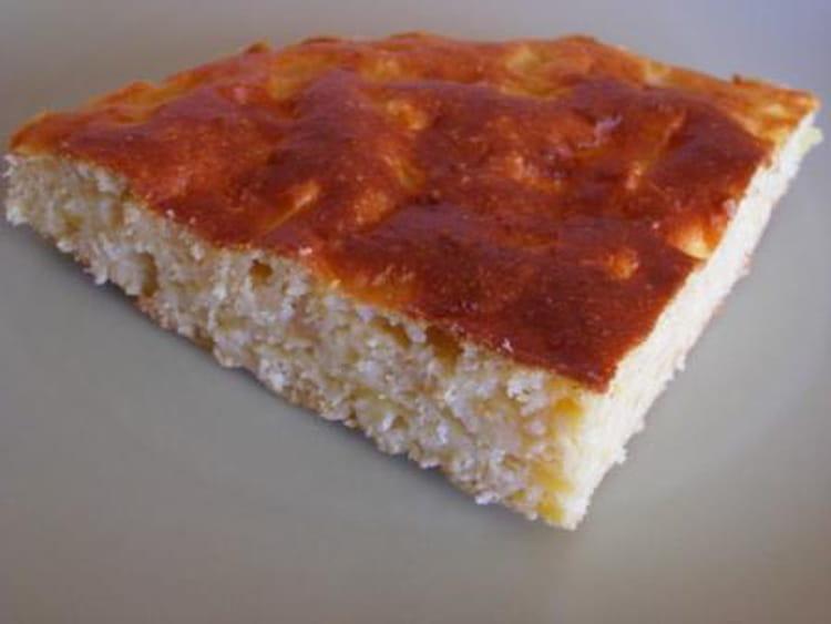 Recette de g teau ultra l ger aux pommes et la noix de coco la recette facile - Gateau aux noix et pommes ...