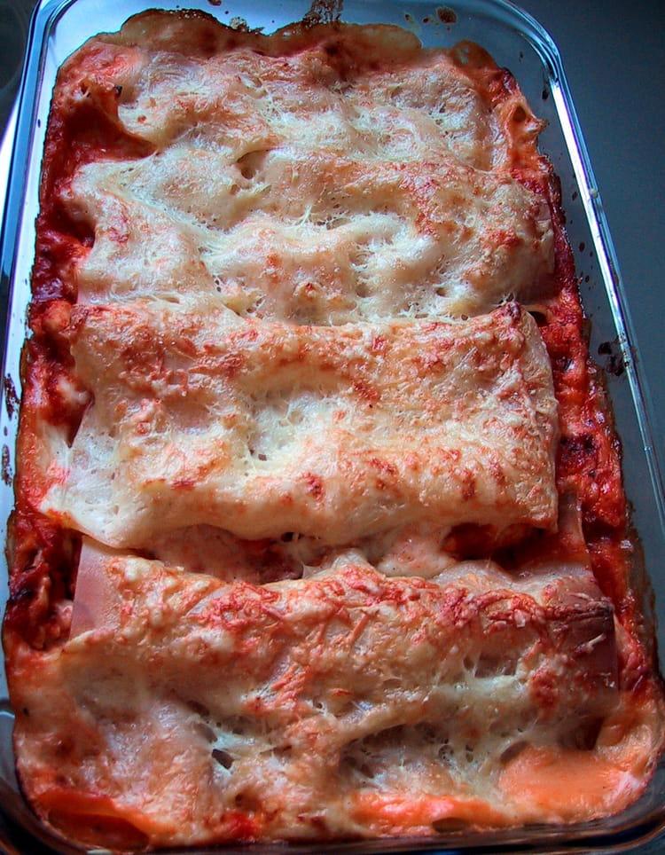 recette de lasagnes au poulet la recette facile. Black Bedroom Furniture Sets. Home Design Ideas