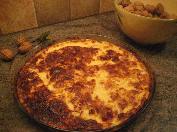 recette de quiche sans p 226 te 224 l ancienne la recette facile