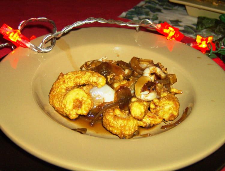 Recette de beignets de crevettes aux lichis la recette facile - La ferme aux beignets ...