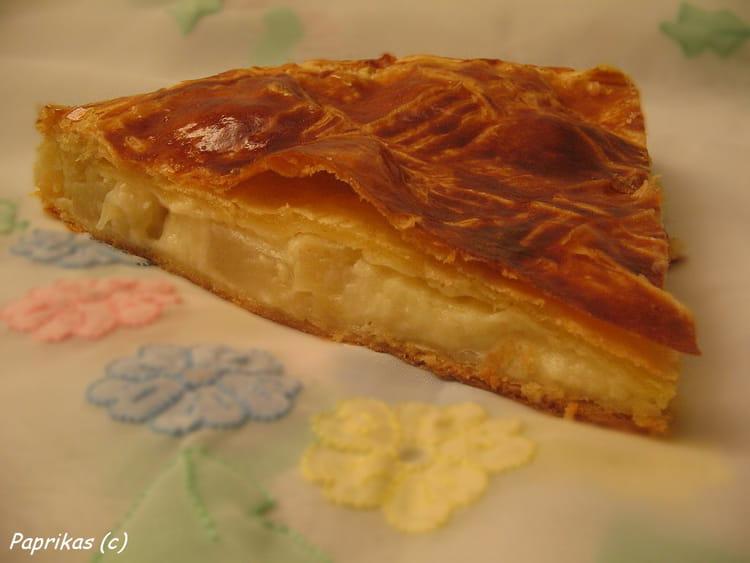 Recette de galette des rois l 39 ananas la recette facile - Recette facile galette des rois ...