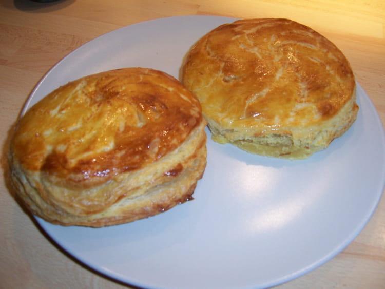 Recette de galettes des rois individuelles la recette facile - Recette facile galette des rois ...