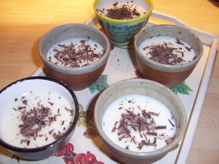 recette de petits pots de cr 232 me 224 la vanille la recette facile