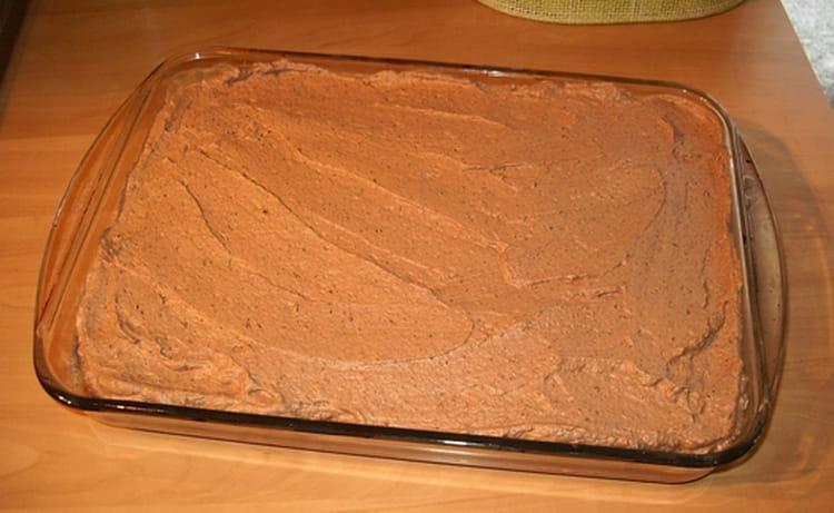 Recette de charlotte aux marrons fa on tiramisu la - Cuisiner des marrons en boite ...
