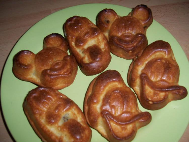 Recette de petits g teaux fourr s au nutella la recette facile - Recette gateau au nutella facile ...