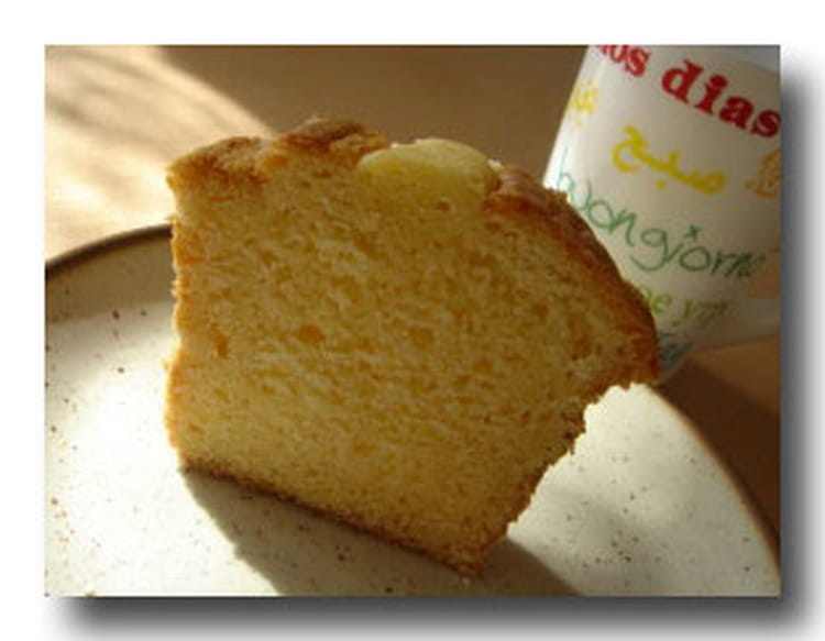recette de cake au citron facile la recette facile. Black Bedroom Furniture Sets. Home Design Ideas