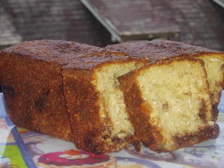 recette de cake aux flocons d avoine orange et chocolat la recette facile