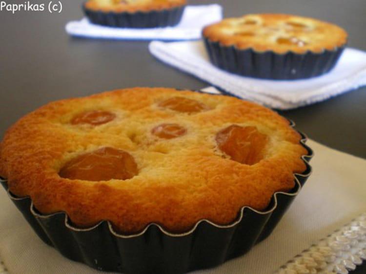 Recette amandines aux mirabelles la recette facile - Recette avec des mirabelles ...