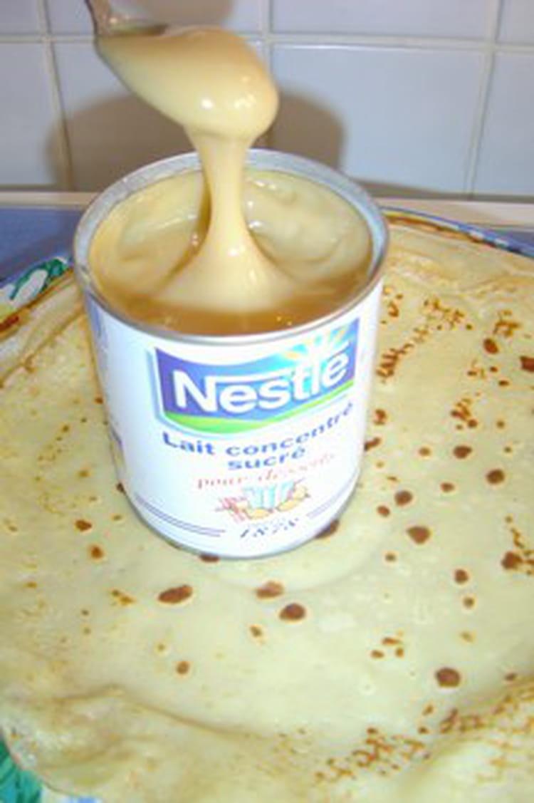 Recette de confiture de lait simplissime la recette facile - Recette avec confiture de lait ...