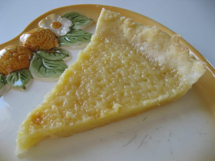 Recette de tarte au citron classique la recette facile - Tarte au citron cuisine az ...