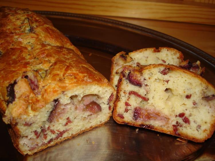 Recette de cake figues magrets la recette facile - Cuisiner figues fraiches ...