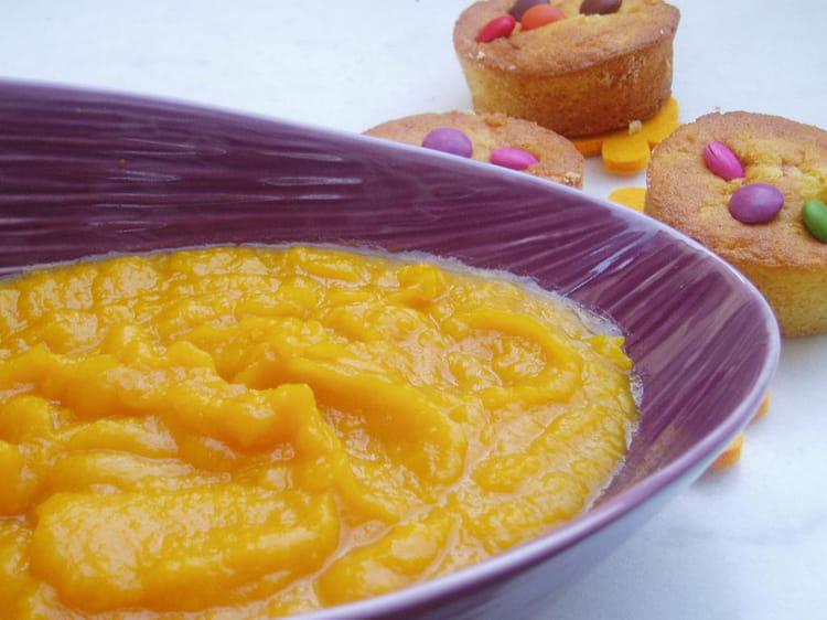 recette de compote de potimarron pommes et miel la recette facile. Black Bedroom Furniture Sets. Home Design Ideas