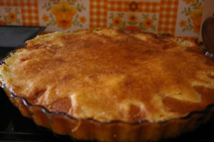recette de tarte flamande aux pommes la recette facile. Black Bedroom Furniture Sets. Home Design Ideas