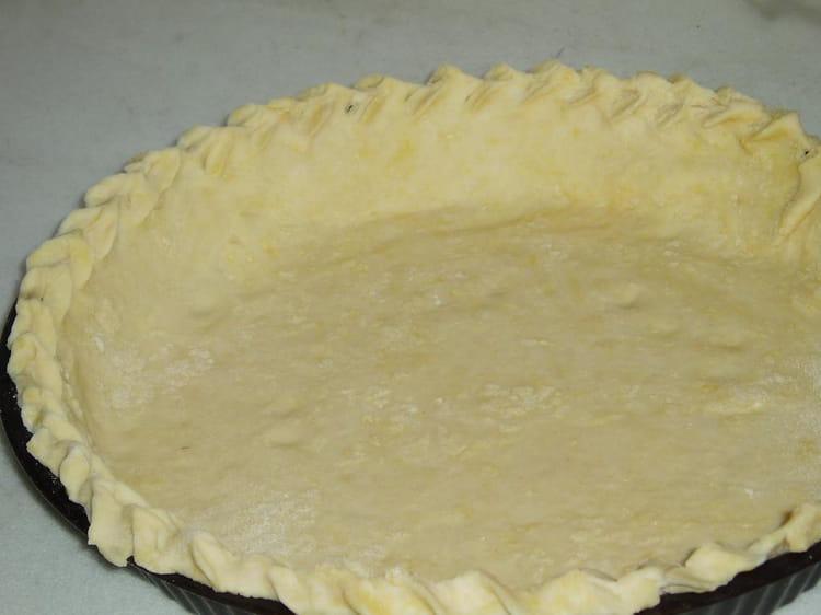 recette de p 226 te 224 tarte sans beurre la recette facile