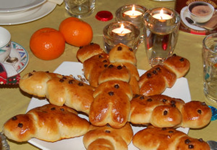 Recette de manalas de la saint nicolas la recette facile for Idee repas entre copain