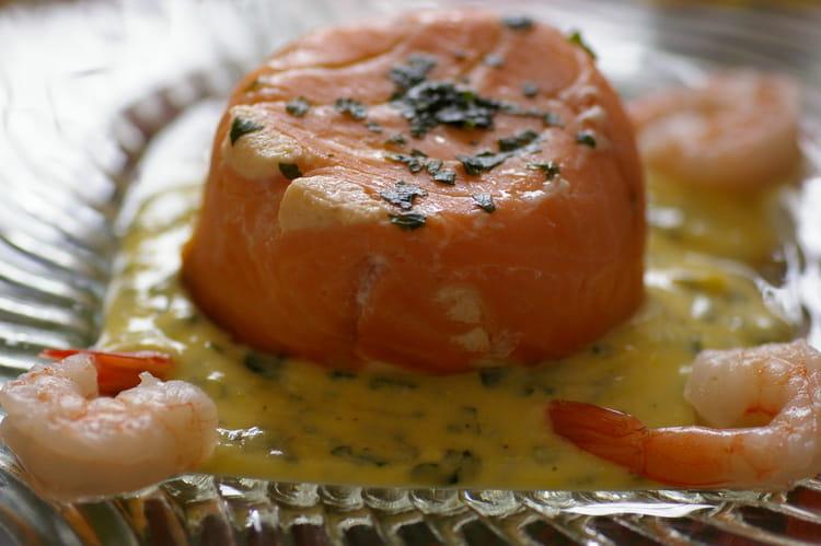 recette de mousse de poisson au saumon fum la recette. Black Bedroom Furniture Sets. Home Design Ideas
