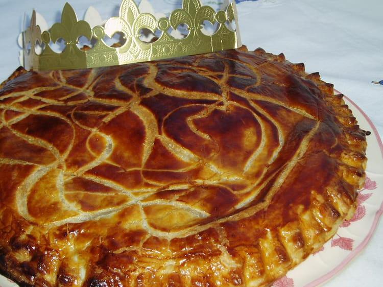 Recette galette des rois au chocolat facile - Recette facile galette des rois ...