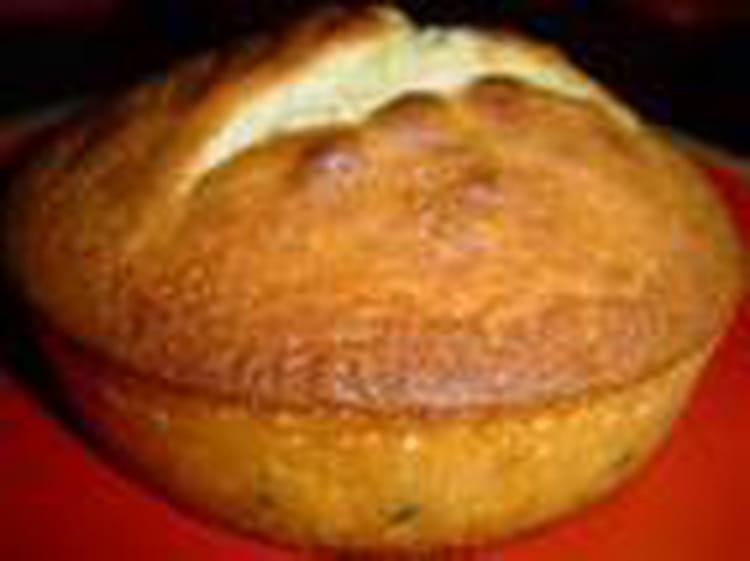Recette Cake Yahourt Amandes
