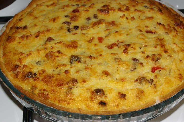 recette de tarte 224 la semoule et aux fruits confits la recette facile