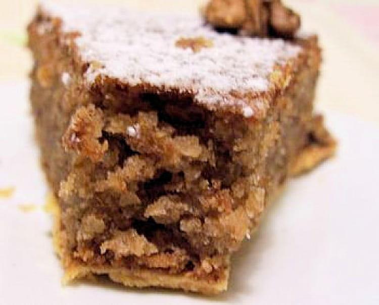 Recette de Gâteau aux noix de Grenoble : la recette facile