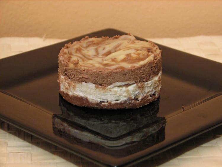 Recette de dessert glac aux 2 chocolats la recette facile - Recette de glace facile ...