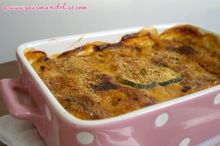 recette de lasagnes de courgettes la bolognaise la recette facile. Black Bedroom Furniture Sets. Home Design Ideas