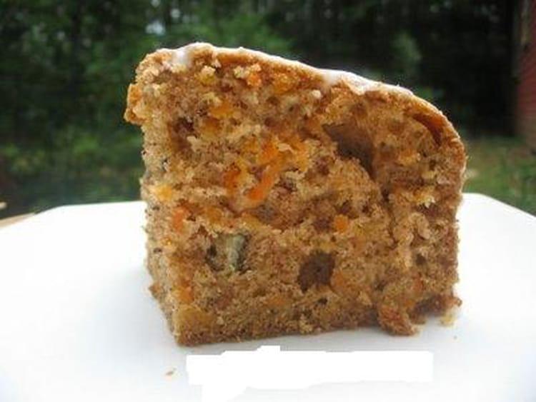 G teau aux carottes noix et rhum la recette facile - Recette gateau aux carottes ...